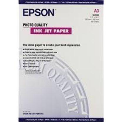 Зображення Бумага Epson A3 Photo Quality Ink Jet Paper