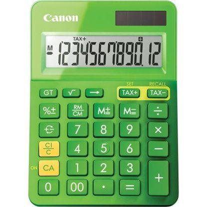 Изображение Калькулятор Canon LS-123K Green