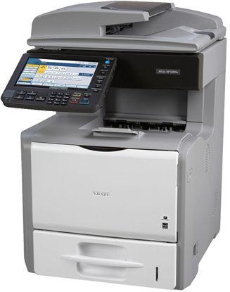 Зображення Ricoh Aficio SP 5200S, 45 стор./хв., мережевий принтер, копір, сканер, ARDF, дуплекс
