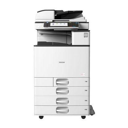 Зображення Ricoh Aficio SP 5210SF, 50 стор./хв., мережевий принтер, копір, сканер, факс, ARDF, дуплекс